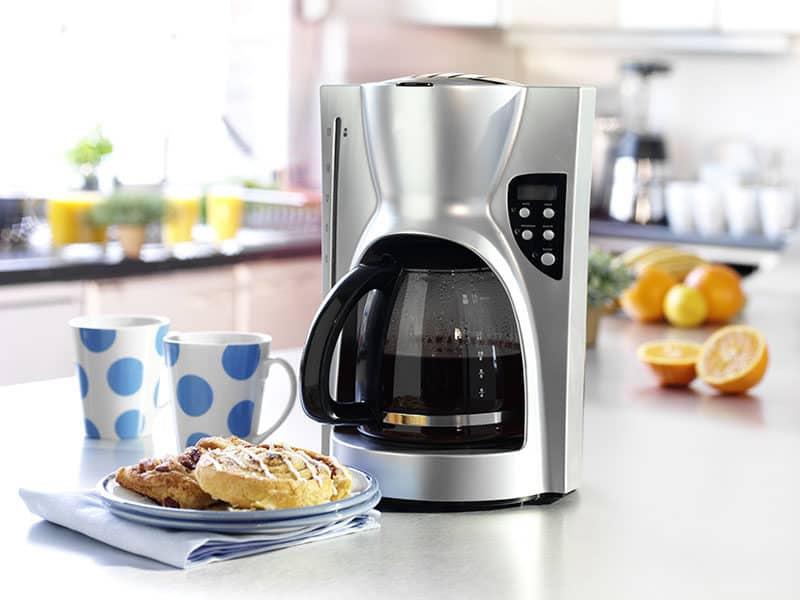Coffee Makers in Kitchen