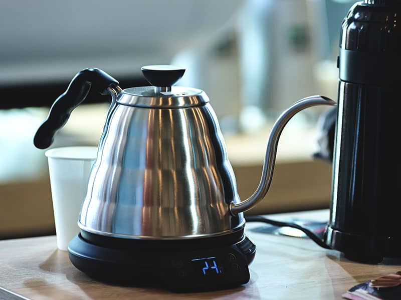 Electric Kettles for Coffee