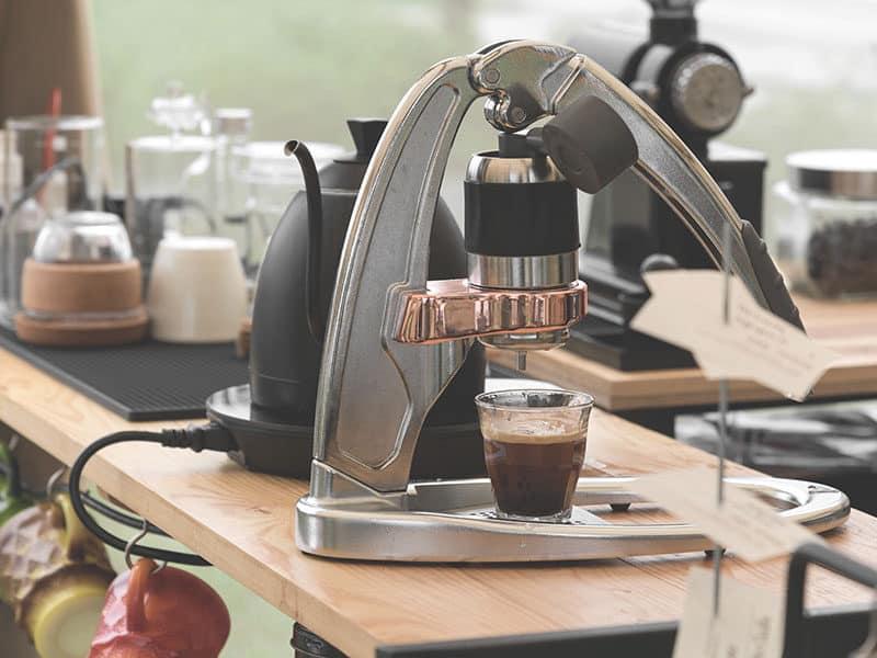 Manual Espresso Machine
