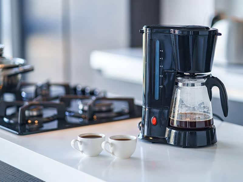 SCAA Certified Coffee Maker