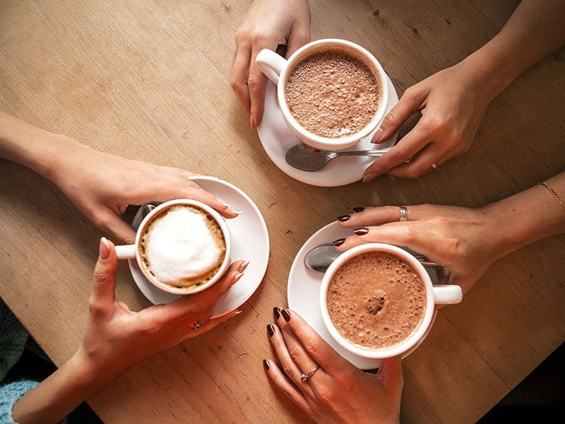 Cappuccino K-Cup