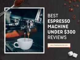 Best Espresso Machines Under 0